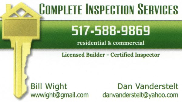 Complete Inspection Services