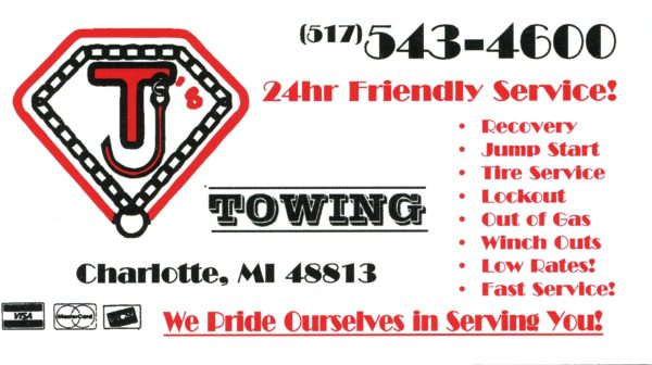 TJ's Towing
