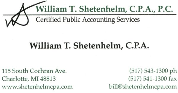 Accounting-CPA Services