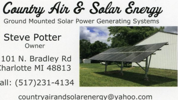 Country Air & Solar Energy